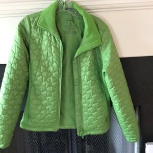 LL.Bean quilted jacket